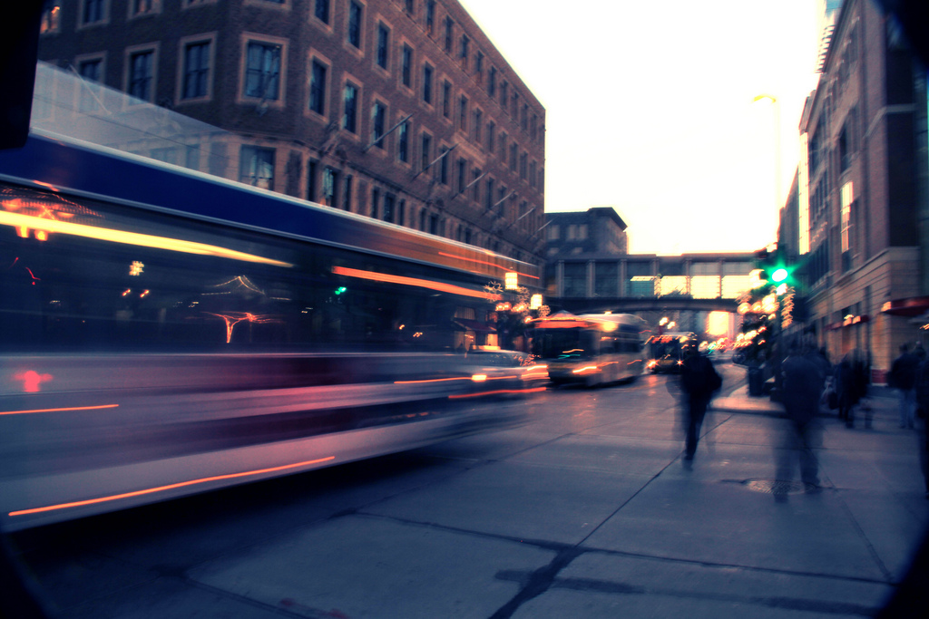 Minneapolis Buses