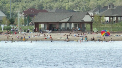 Lakeside Commons Beach