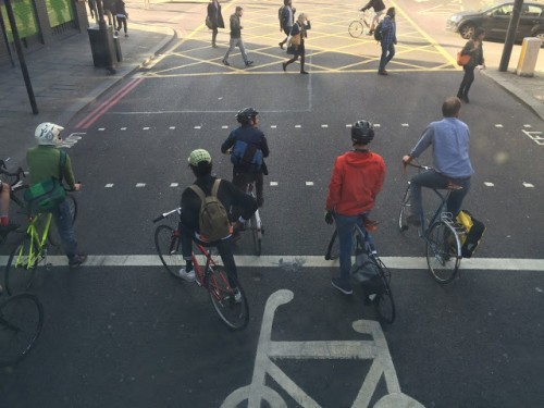 London Bicycling