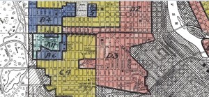 minneapolis redlining map