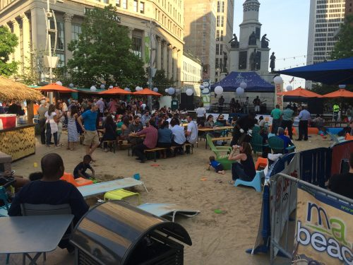 Campus Martius - Detroit's Crown Jewel