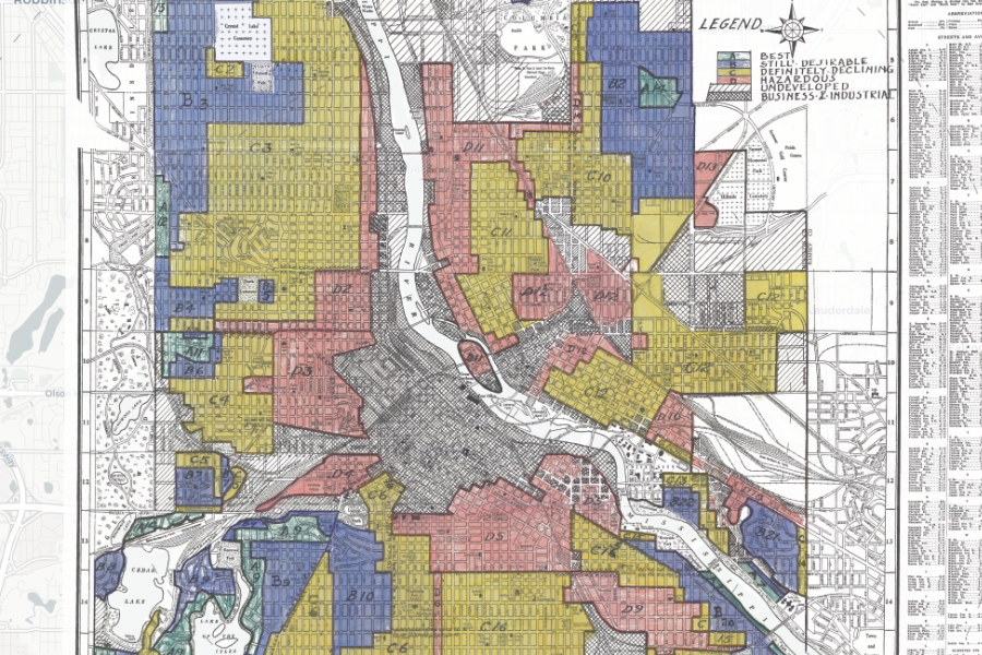 Minneapolis Redlining